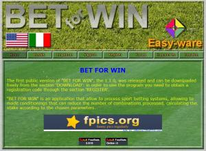 Bet For Win