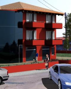 Rendering architettonico e grafica CAD 3