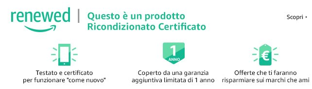 come funziona Amazon Renewed