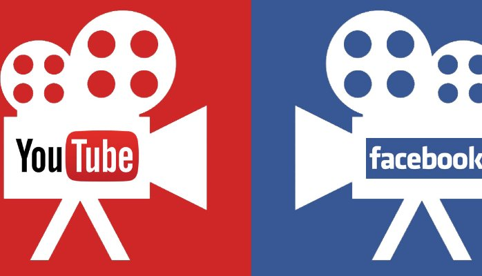 Video facebook vs youtube